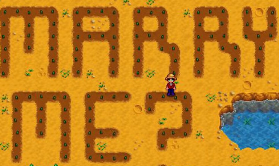 Photo of A Glance At Real Marriage Proposals in Video Games