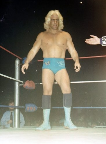 ric flair blue