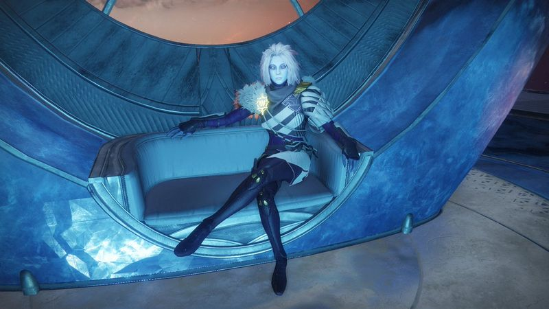 Photo of Here's the Lore: Destiny 2 – Mara Sov & The Coming Darkness