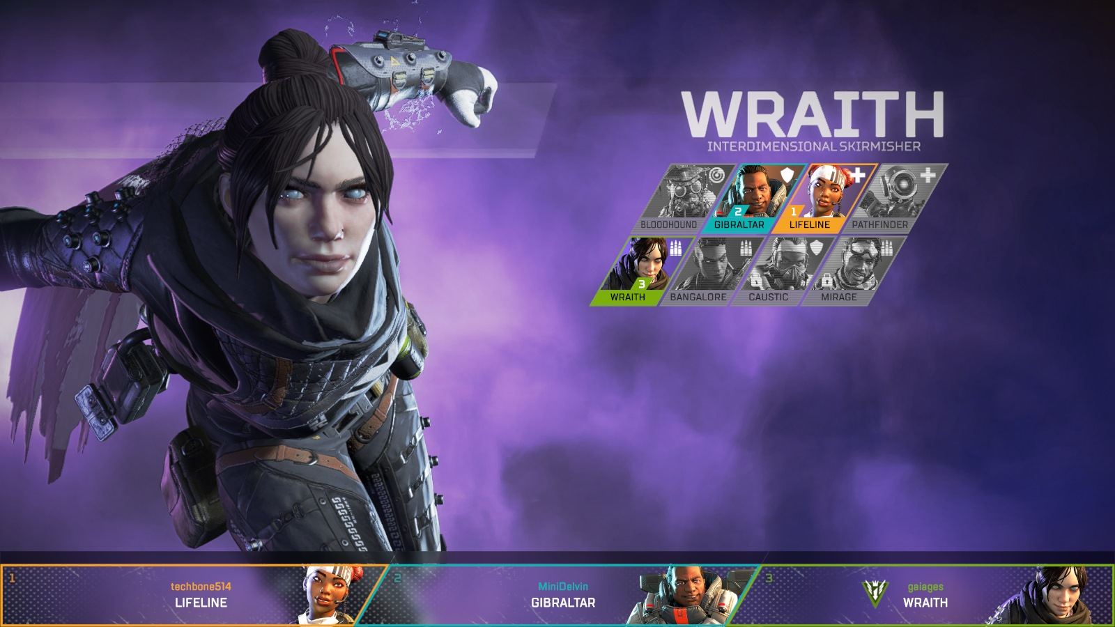 Apex Legends Wraith Class Guide Abilities Tips Strengths