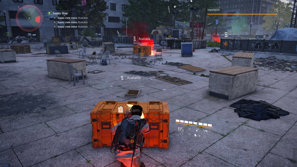 The Division 2 Supply Drop