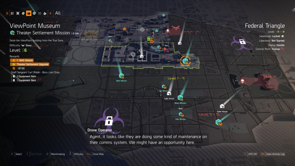 Tips For Playing The Division 2 11 Things The Game Doesn T Tell You