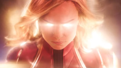 Photo of Captain Marvel Review