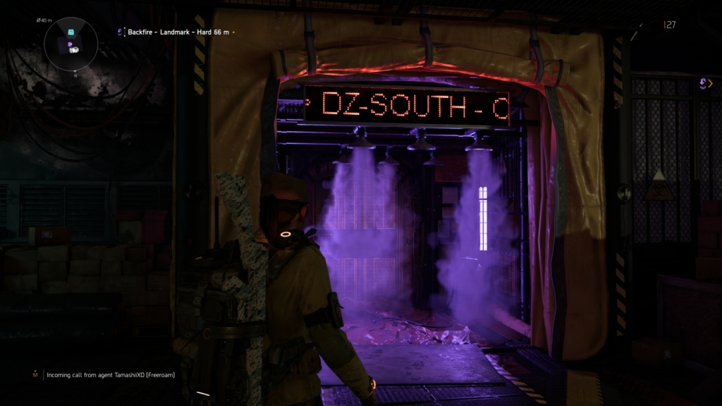 The Division 2 Guide: Unlock Division 2 Dark Zone East, South, West