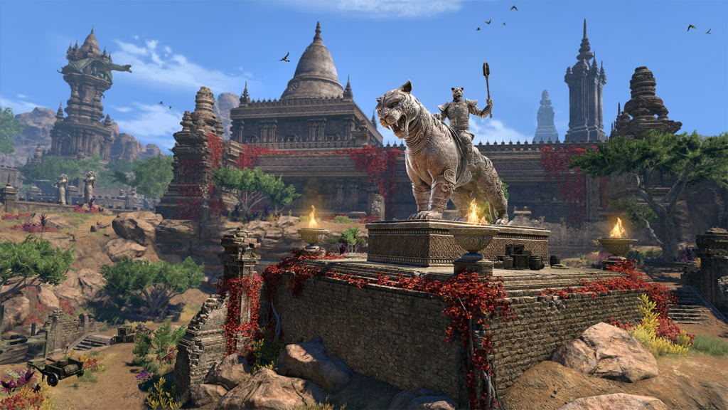 Elder Scrolls Online: Elsweyr Preview - Undead Once More