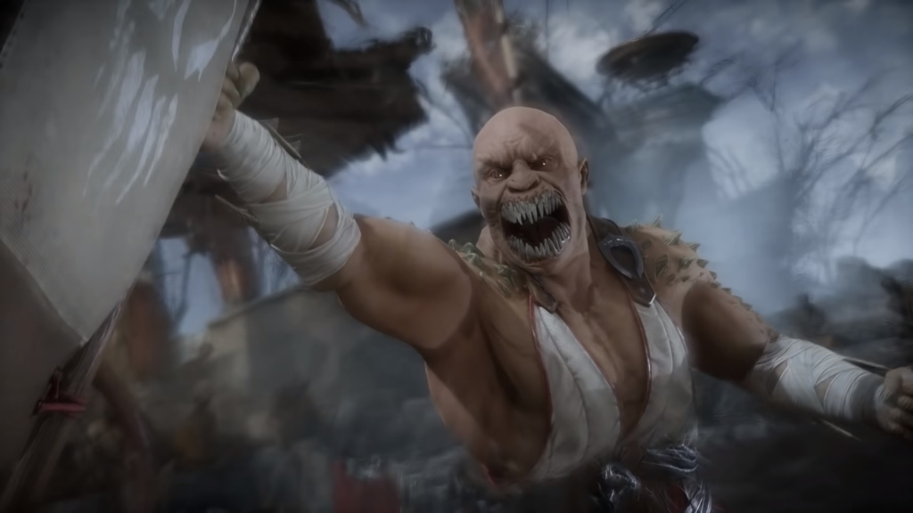 Mortal Kombat 11 Baraka Tips