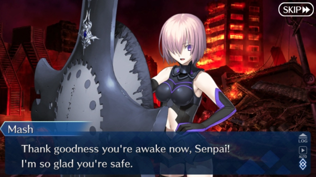 Twenty Four Hours in Fate/Grand Order