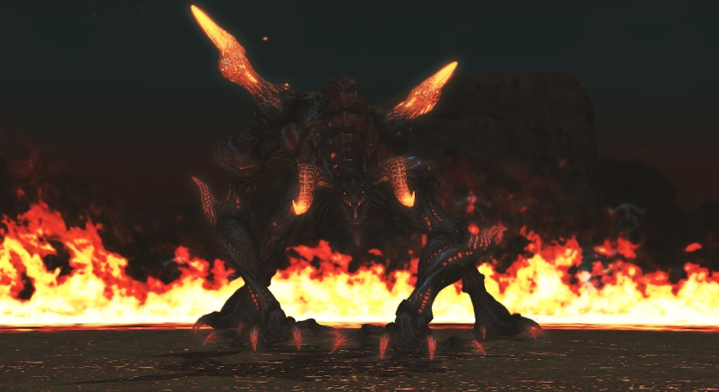 Dating the Primals of Final Fantasy XIV