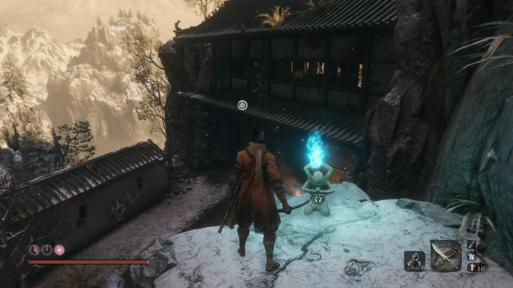 Sekiro Loaded Shuriken
