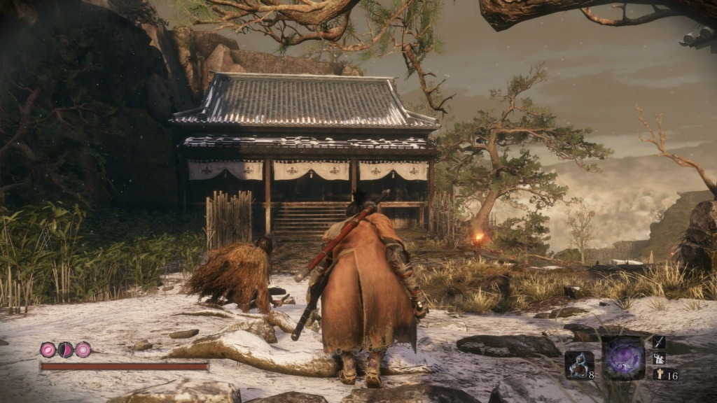 Sekiro Loaded Spear