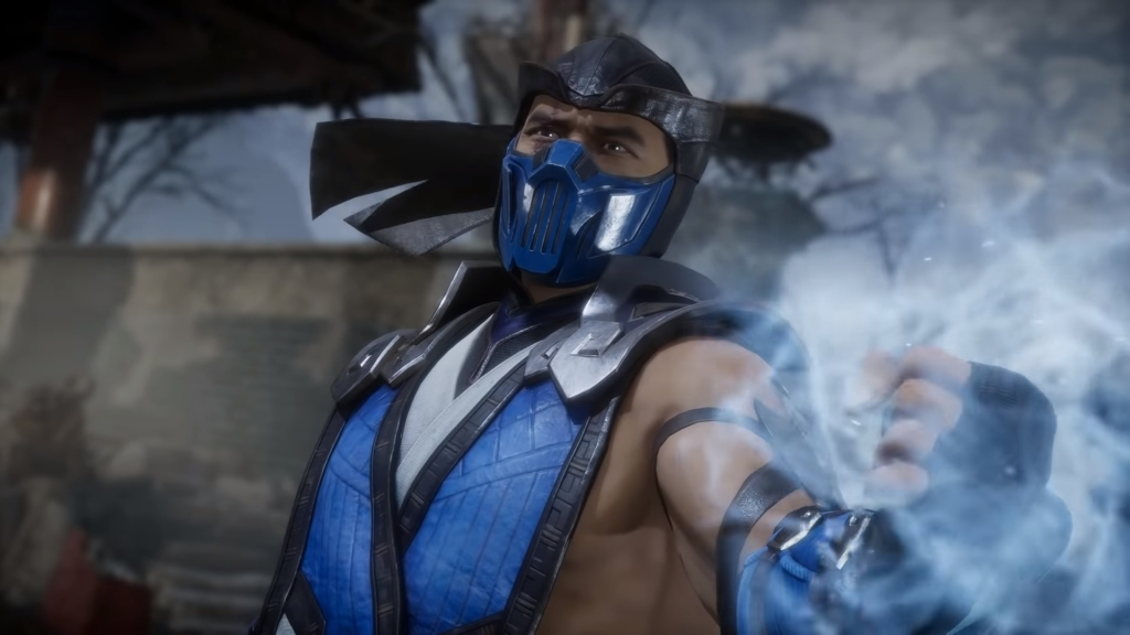 Sub-Zero Mortal Kombat 11 Tips