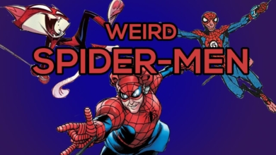 Photo of Weird Spider-Men That Should Be in the Spider-Verse Sequel