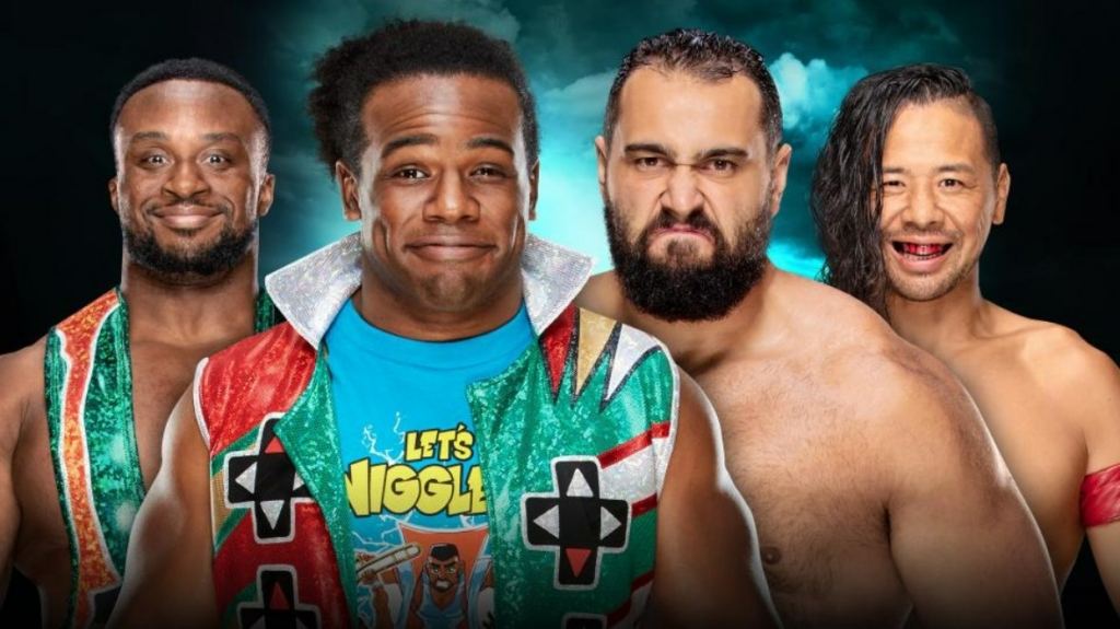 new day shinsuke rusev fastlane