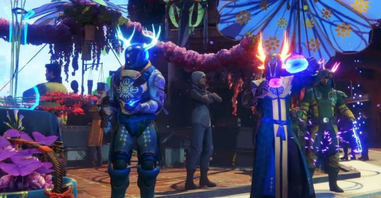 Destiny 2 The Revelry Details