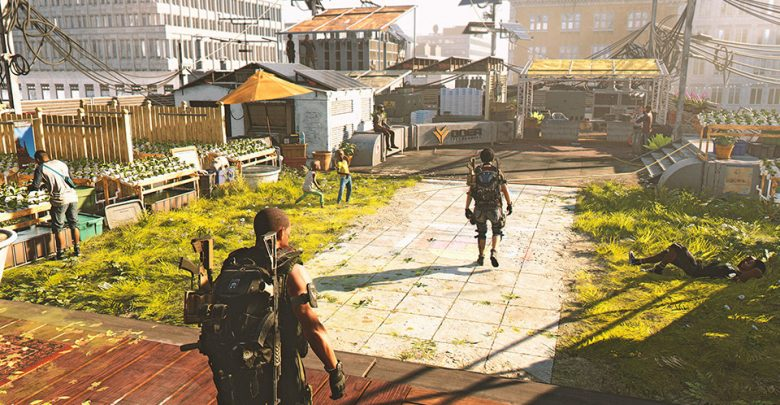 The Division 2 Chatterbox Guide - How to Get The Chatterbox