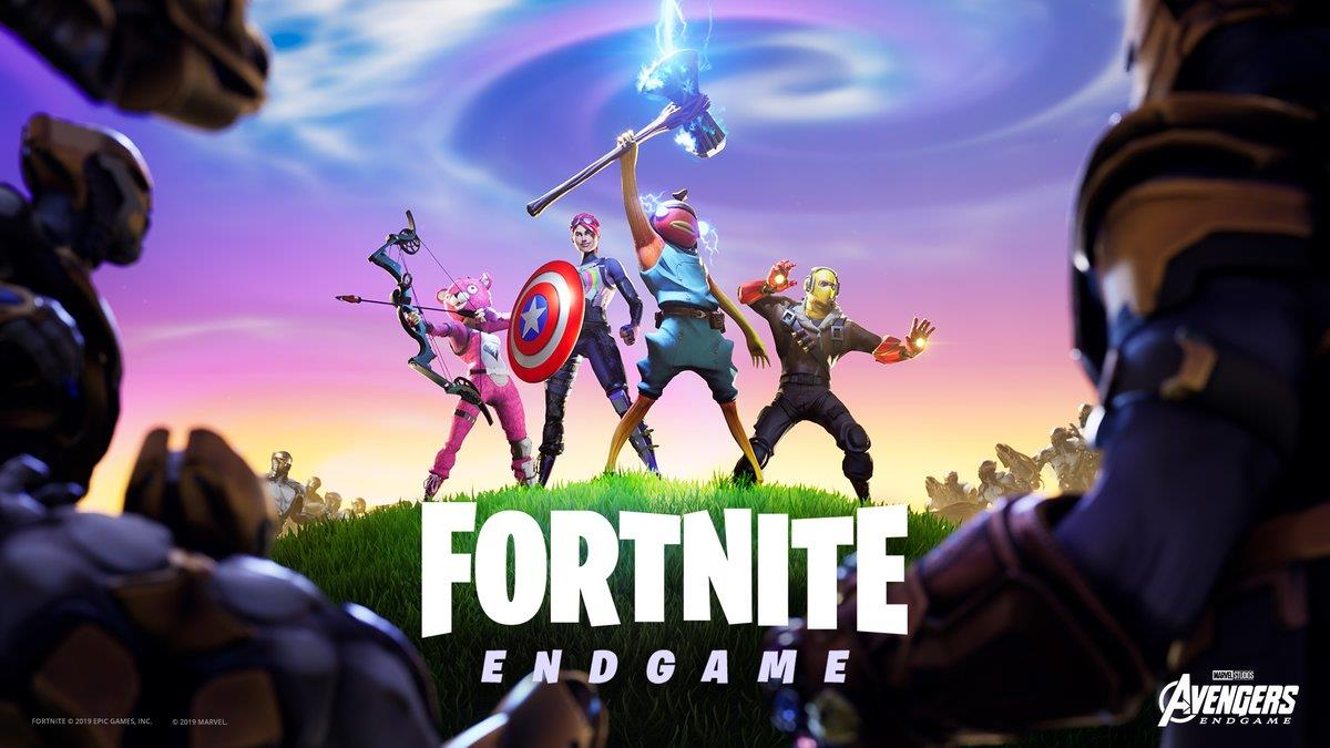 Fortnite Avengers Endgame Guide Challenges Skins