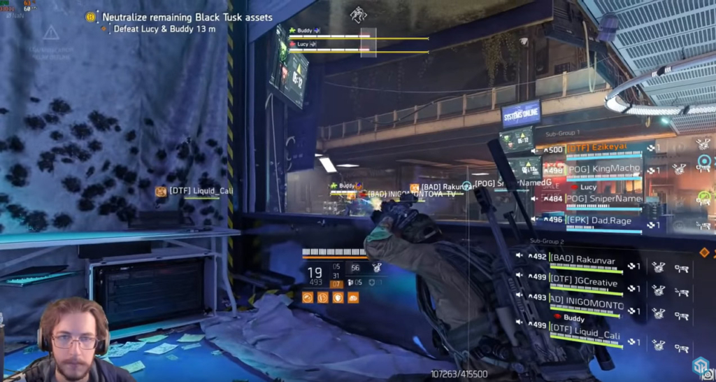 The Division 2 Operation Dark Hours Raid Guide - How to Beat