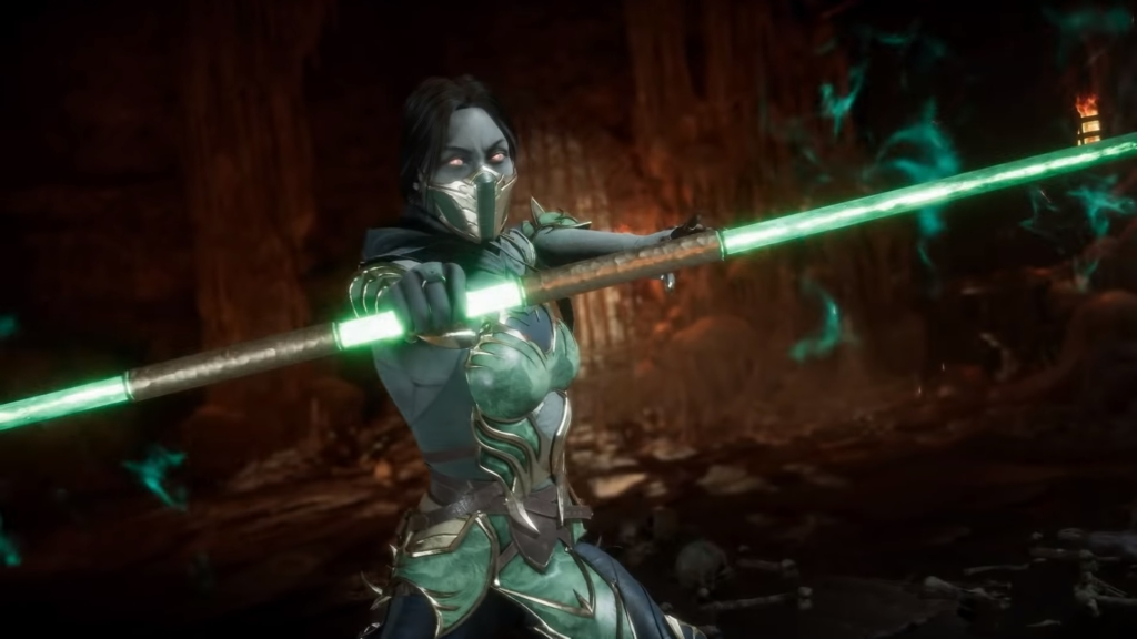 A Woman Guesses The Breast Sizes Of The Ladies Of Mortal Kombat 11