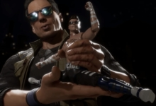 Mortal Kombat 11 Johnny Cage Fatalities