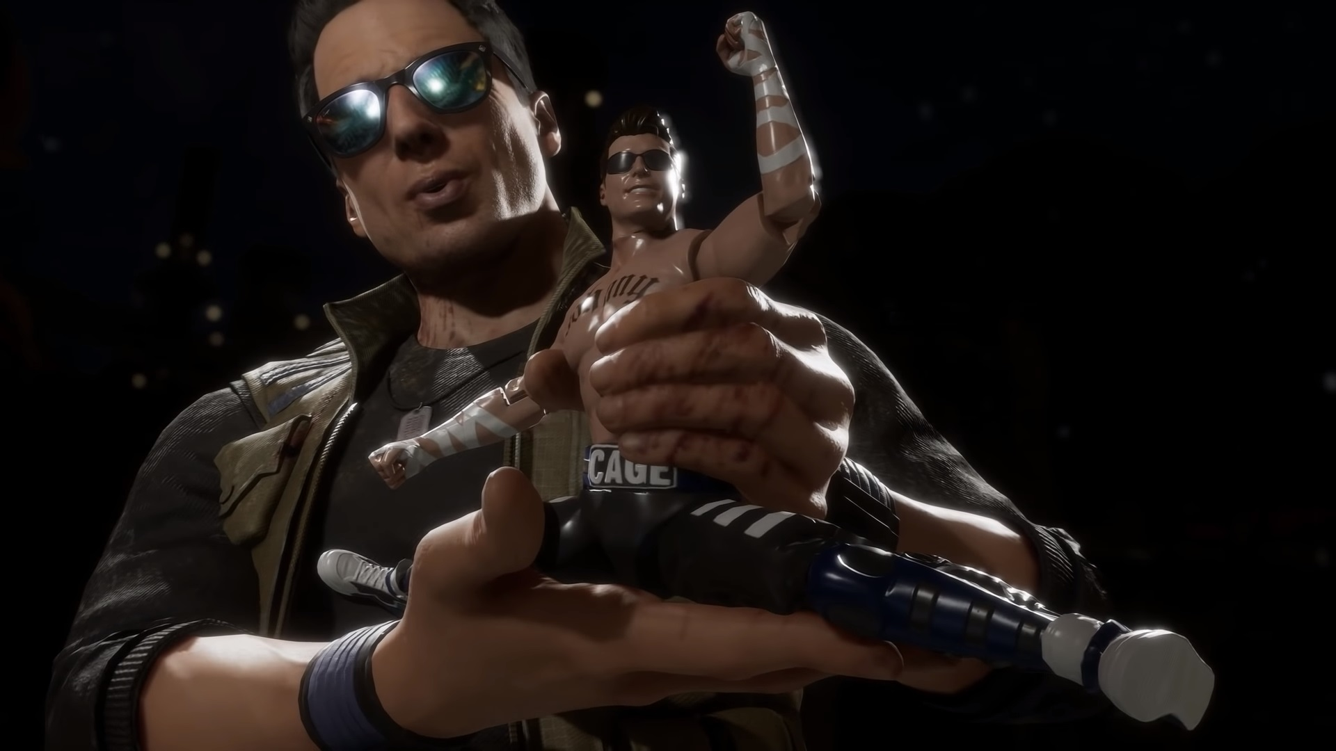 Johnny Cage Mortal Kombat 11 Fatalities Guide