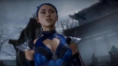 Photo of A Woman Guesses the Breast Sizes of the Ladies of Mortal Kombat 11