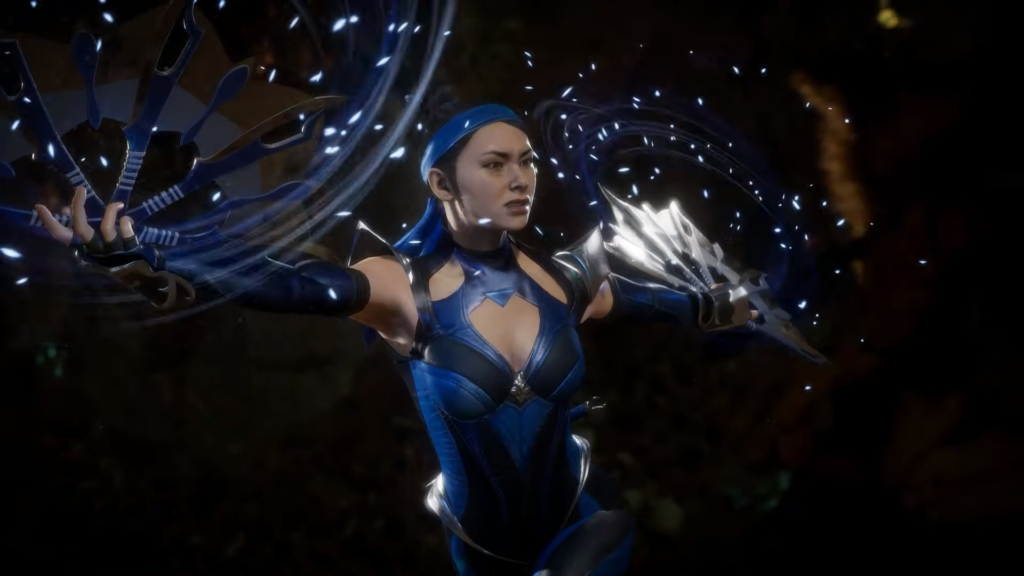Mortal Kombat 11 Kitana Tips