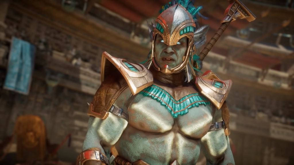 Mortal Kombat 11 Kotal Kahn Tips