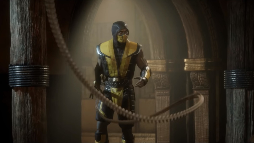 Mortal Kombat 11 Scorpion Fatalities