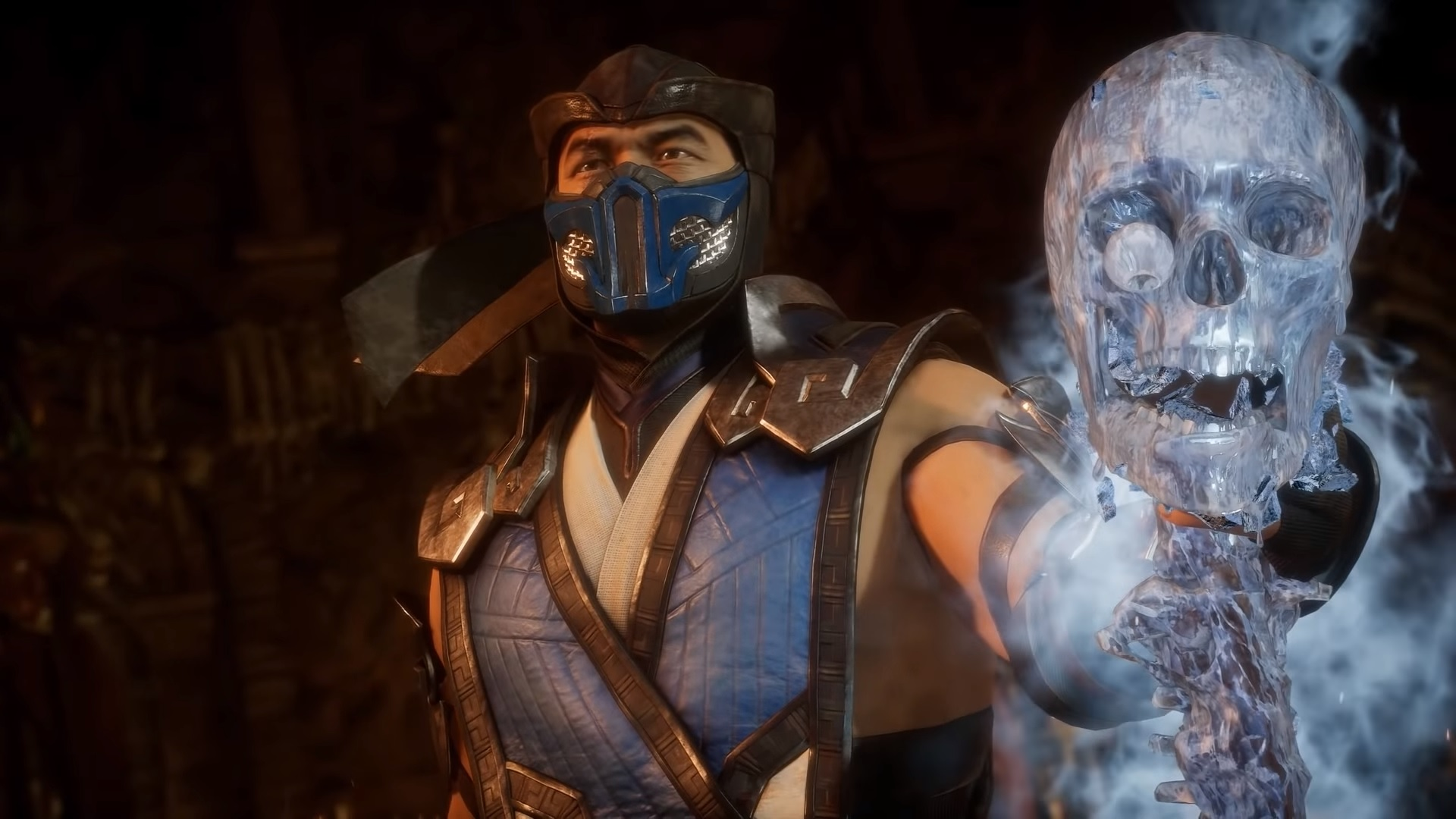 Sub Zero Mortal Kombat 11 Fatalities Guide Inputs List Videos