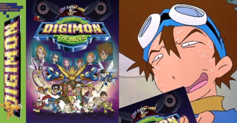 digimon the movie ost