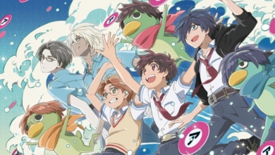 Photo of What's Going On in Sarazanmai?