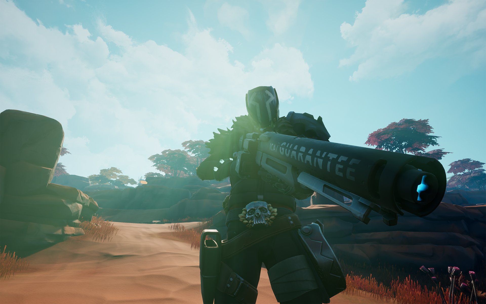 The Cycle Wants to Be Every Kind of Shooter - and Might Just