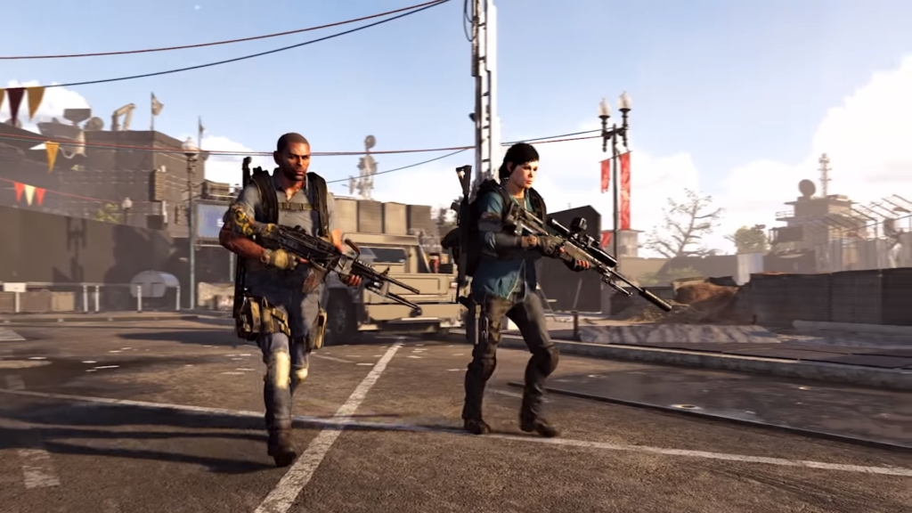 The Division 2 Tidal Basin Update