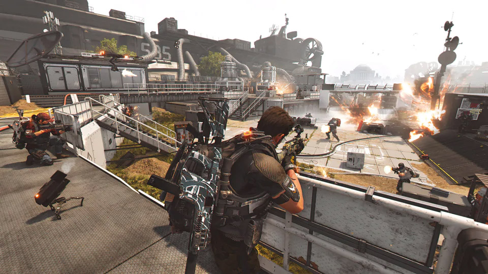 The Division 2 Nemesis Exotic Guide - Quest Steps, Perks