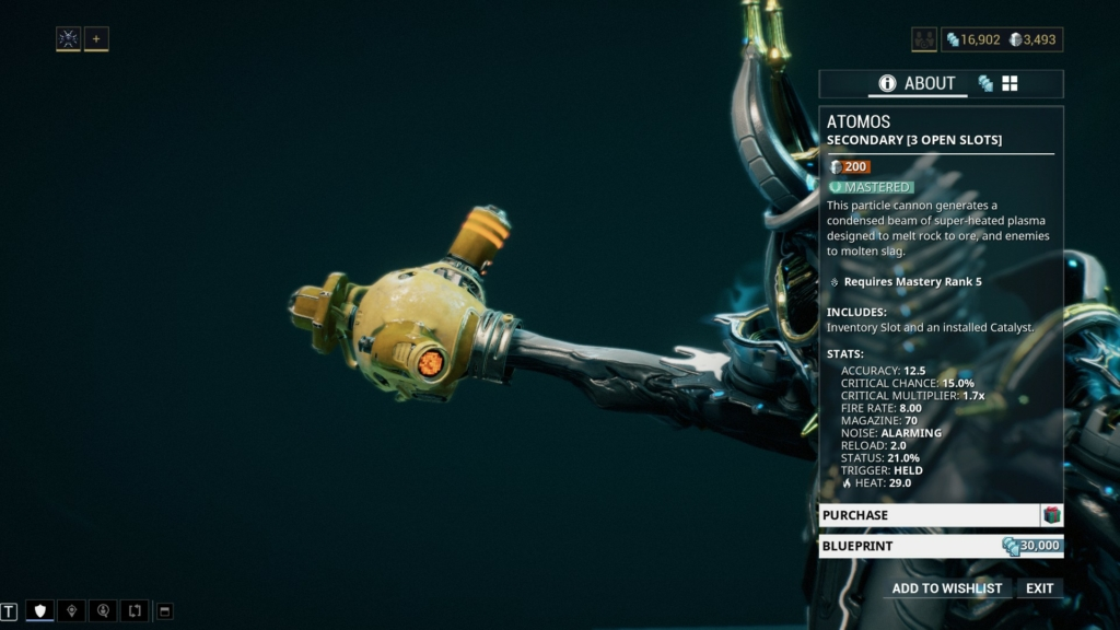 Warframe Best Beginner Weapons