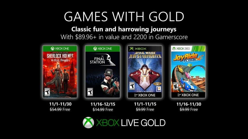 are xbox gold games free forever