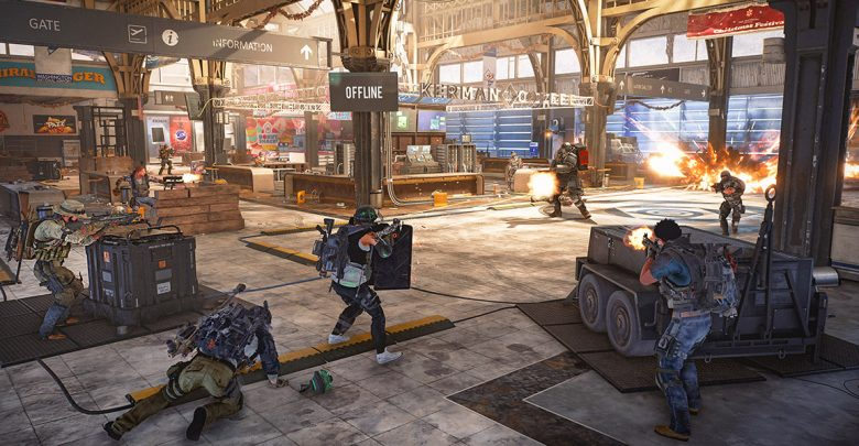 The Division 2 Boomer Guide - Beating the First Operation Dark Hours