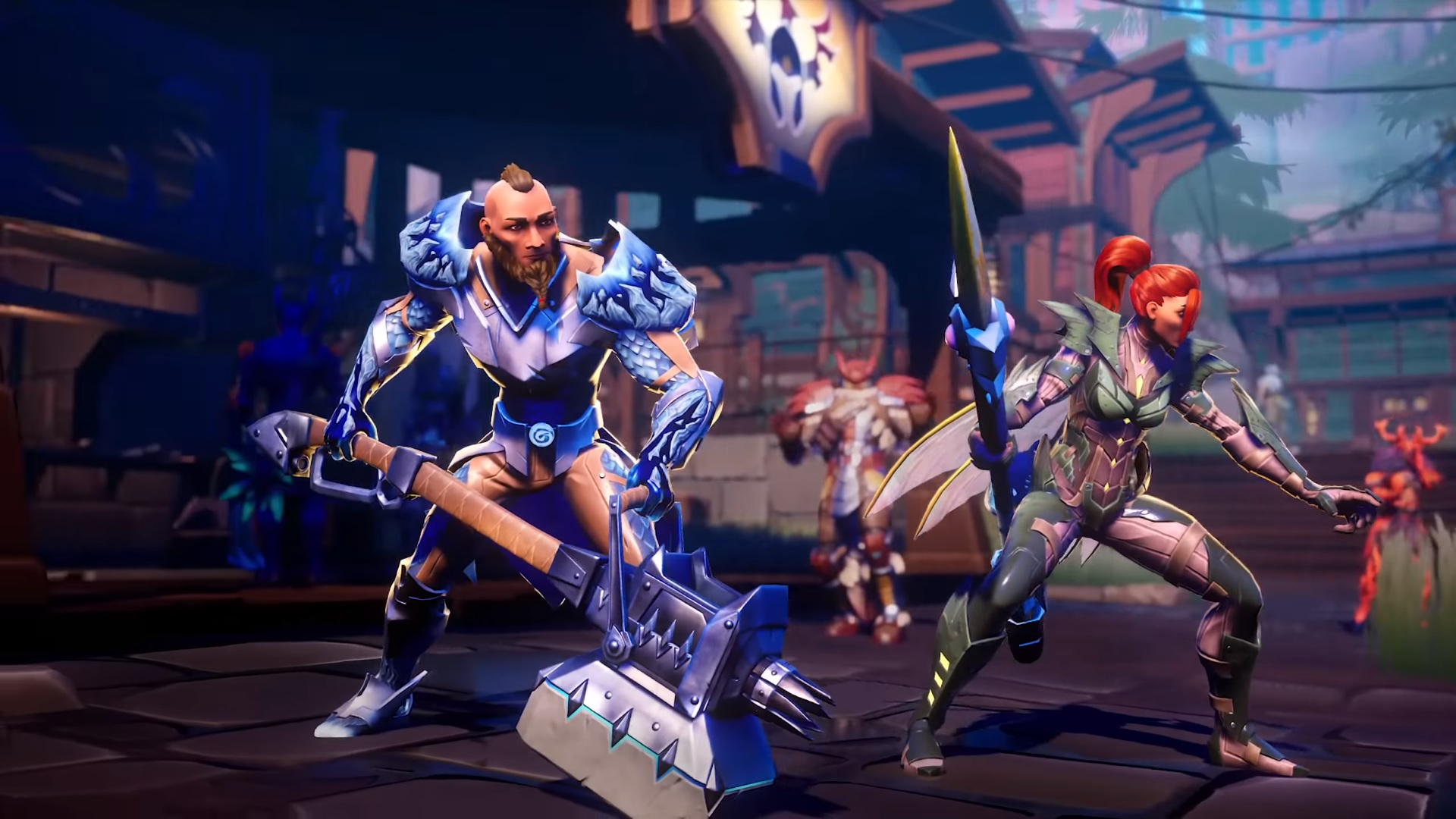 Dauntless Servers Are Getting Crushed as the Game Gets Cross