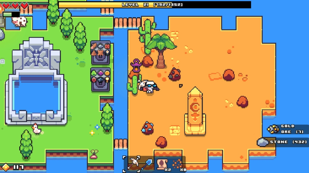 Forager Game Tips