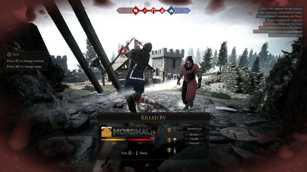 Tips for Playing Mordhau: 18 Things the Game Doesn't Tell You