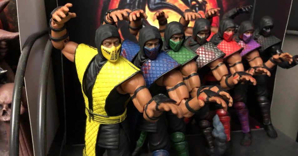 The Ninja Boys of Mortal Kombat, Ranked