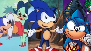 Photo of American Sonic Adaptations Have Always Been Weird