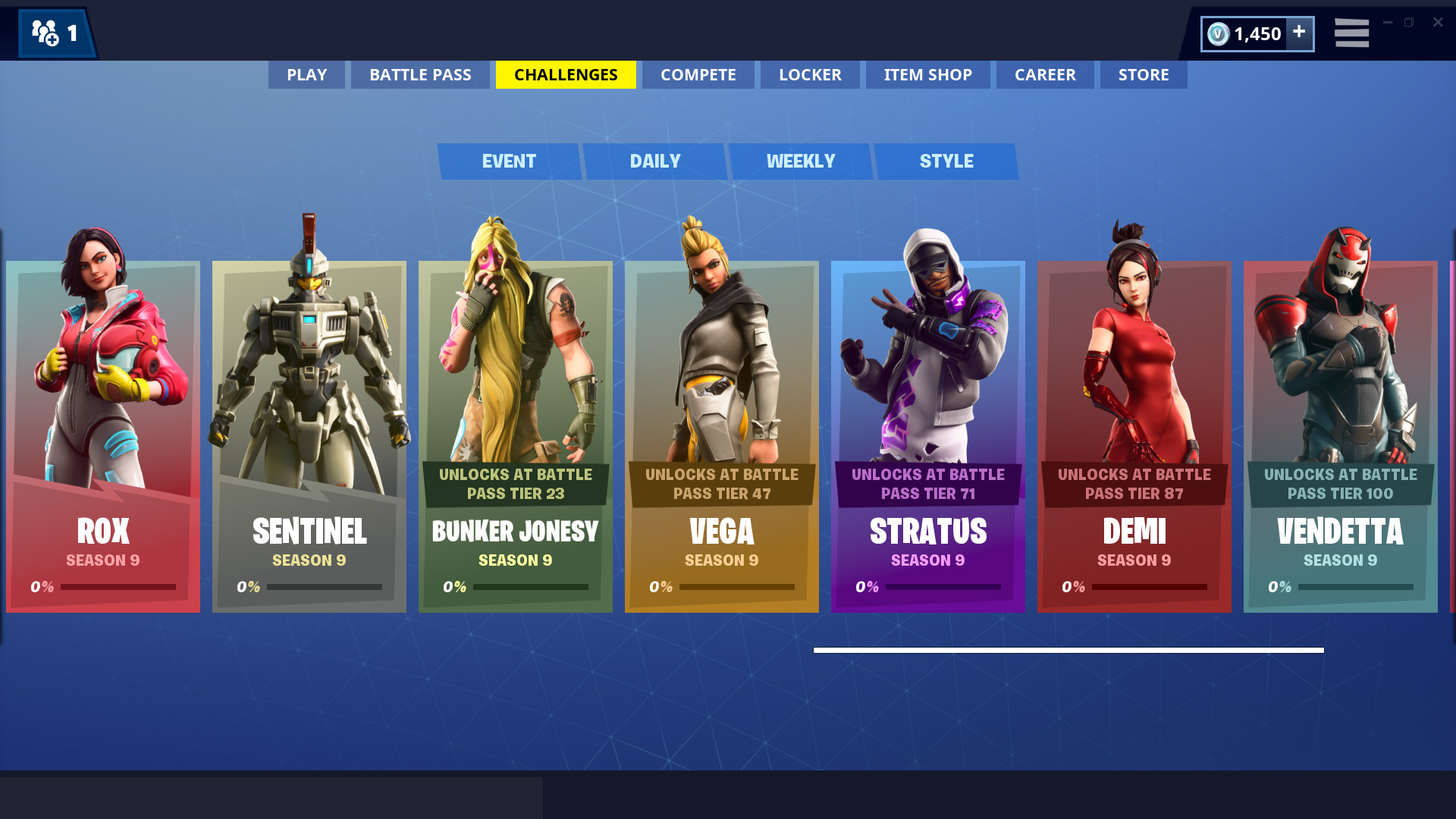 Fortnite Cape fortnite season 9 skins challenges guide - all cosmetic