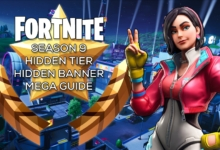Photo of Fortnite Season 9 Secret Battle Stars Guide – Hidden Banners & Stars Locations