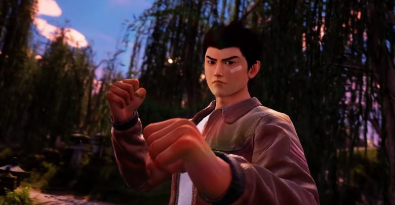 Shenmue 3 Release Date