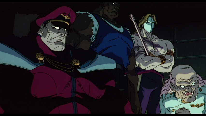 Street Fighter 2 The Animated Movie