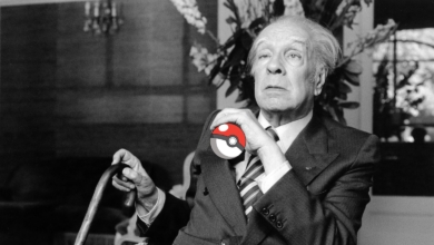 Photo of Jorge Luis Borges's New and Improved Pokémon Type System