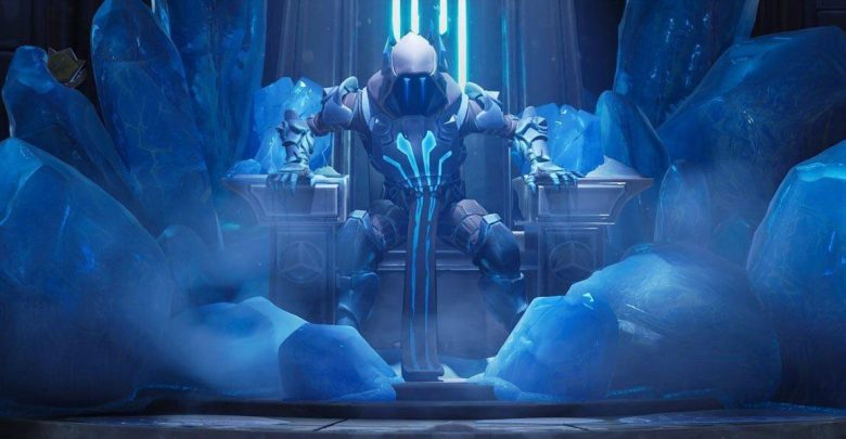 Fortnite Fortbyte 36 Location Guide - Sentinel Frozen Island
