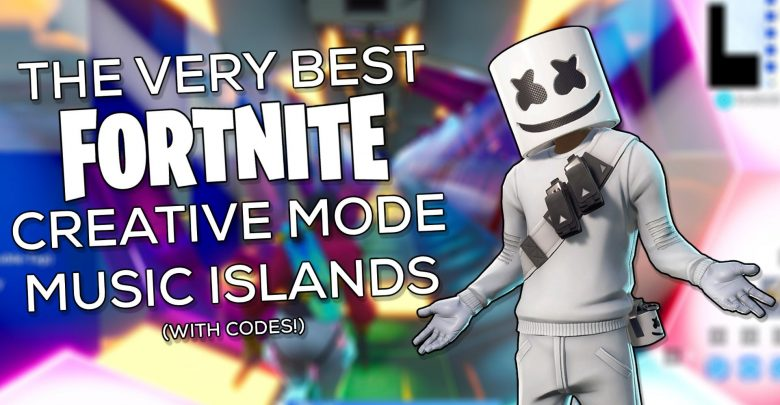 best island codes fortnite creative