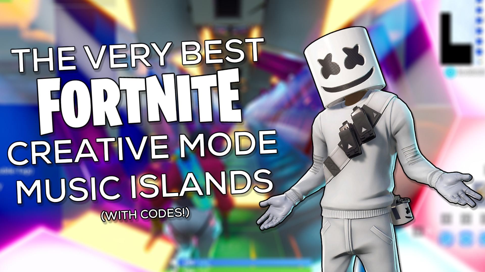 9 of the Best Fortnite Creative Music Maps With Island Codes